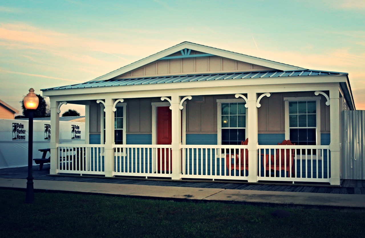 Siesta key ii tl28562c manufactured home floor plan or for Modular home plans florida