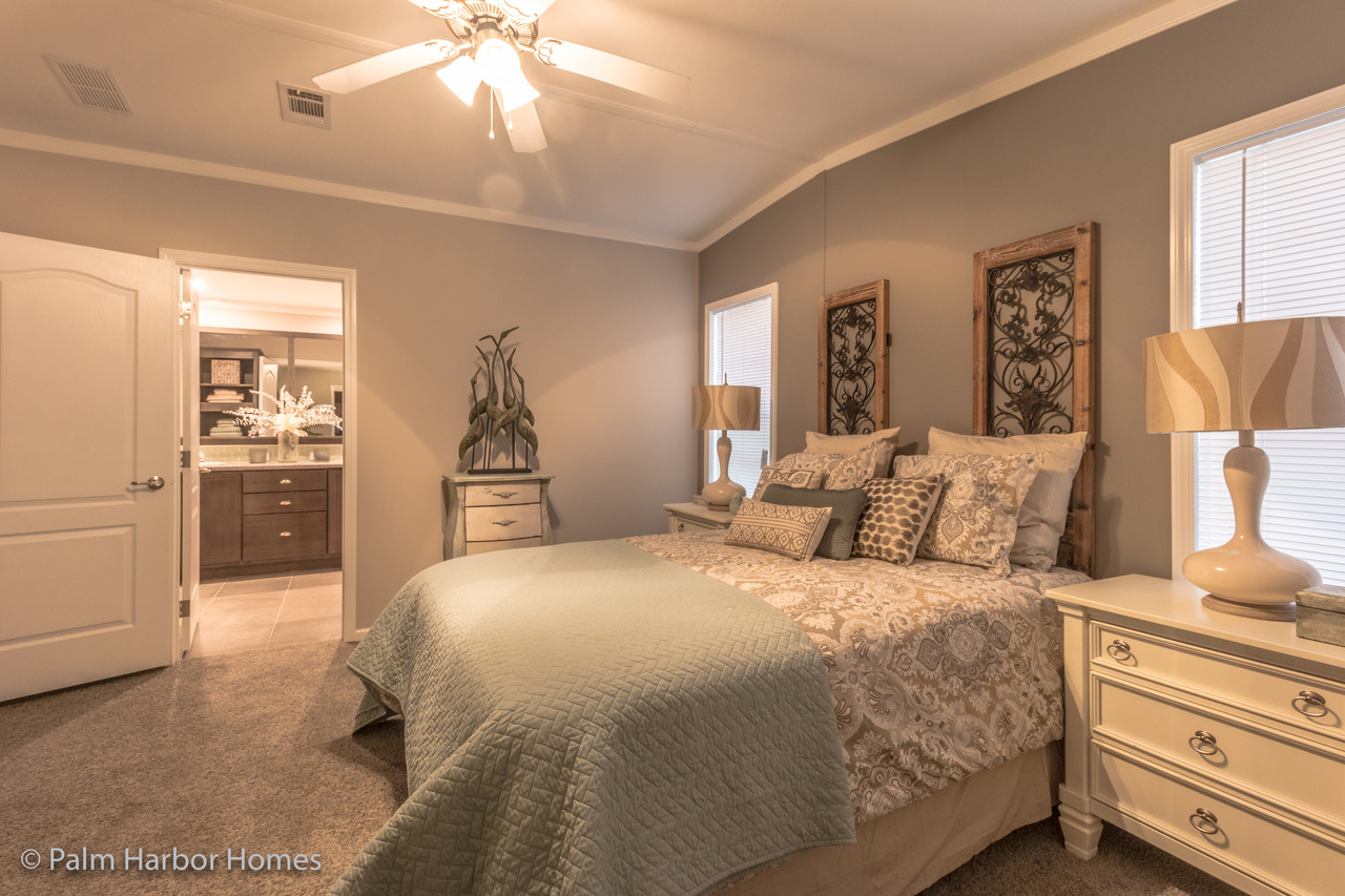 View Siesta Key Ii Floor Plan For A 1480 Sq Ft Palm Harbor Manufactured Home In Melbourne Florida