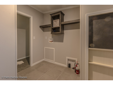 Utility room - Siesta Key II by Palm Harbor Homes