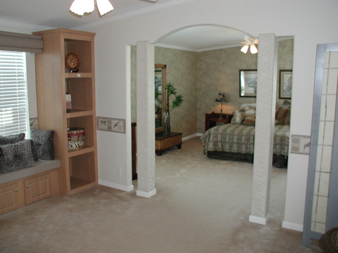 Retreat and Master Bedroom - Boca Grande T368D9 by Palm Harbor Homes