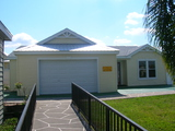 Exterior Shown with Garage - Sandburg X344C2 by Palm Harbor Homes