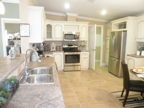 Kitchen - Wellington X348F6 by Palm Harbor Homes