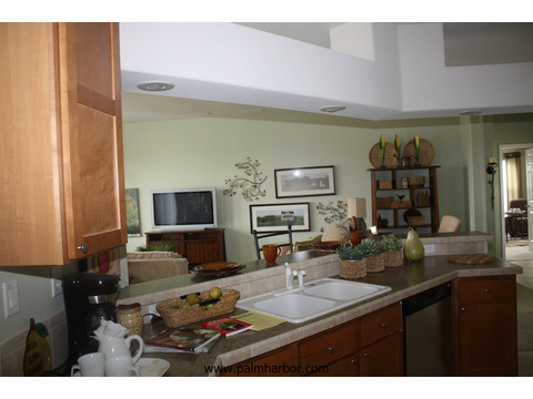 Spacious Kitchen - The Timberridge 5V460T5, Palm Harbor Homes