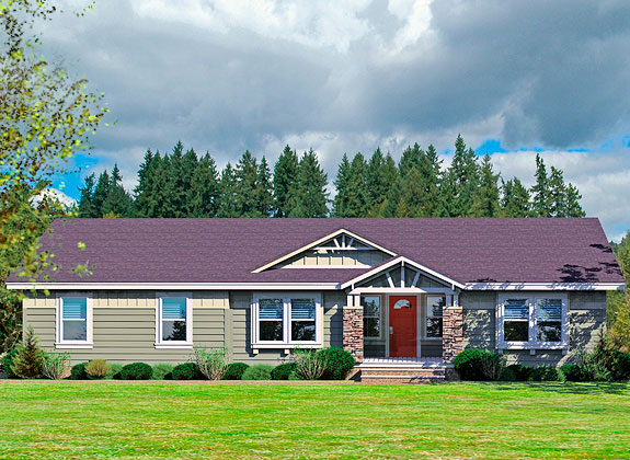 The Timberridge 5g42604a Manufactured Home Floor Plan Or