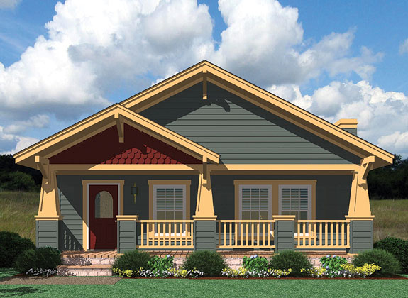 View wilmington floor plan for a 1690 sq ft palm harbor for Craftsman model homes