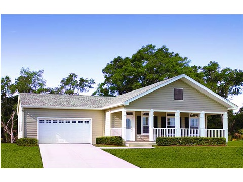 Savannah Exterior - Wilmington by Palm Harbor Homes
