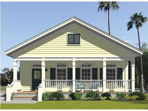 Savannah Elevation - Wilmington by Palm Harbor Homes