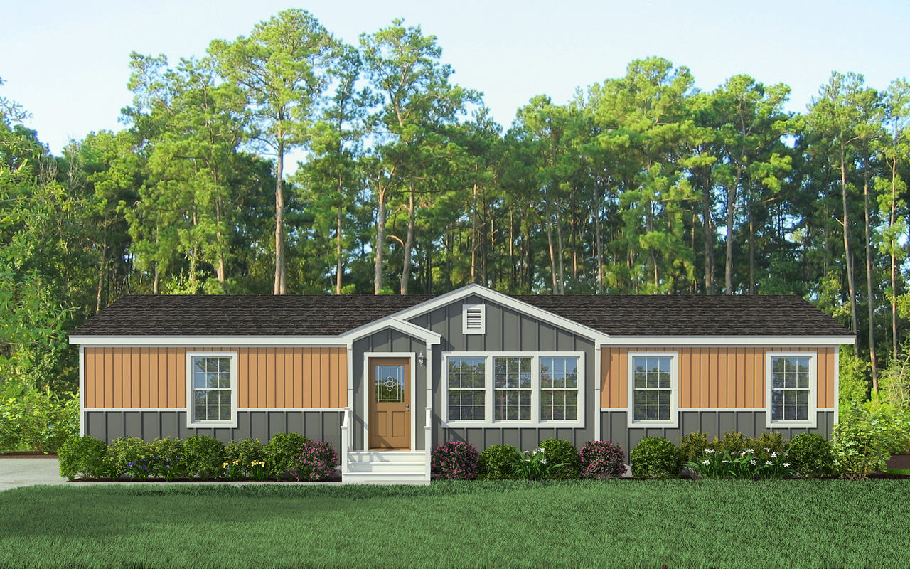 3 Bedroom Mobile Homes The Urban Homestead Ft32563c Manufactured Home Floor Plan