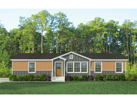 The Urban Homestead FT32563C exterior - artist's rendering