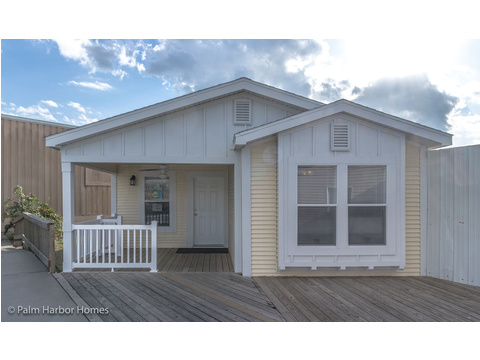 Buena Vista by Palm Harbor Homes, 2 Bedrooms, 2 Baths, 1,109 Sq. Ft. - Porch included