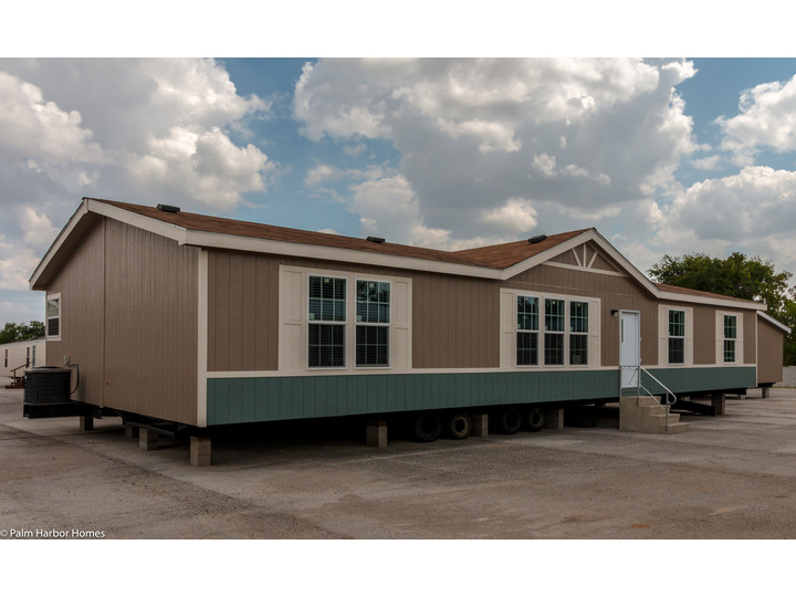 The Momentum III Manufactured Home By Palm Harbor Has 1,860 Square Feet Of  Living Space With