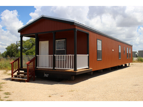 Looking for a smaller manufactured home with room for everything?  Then the Hibiscus is just what you are looking for!  It has 880 square feet of living space, 2 bedrooms, 2 baths & a porch!