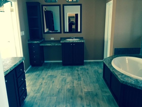 Palm harbor homes midland texas featured floor plan the for Bathroom decor and tiles midland