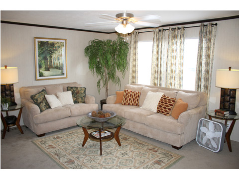 Welcome home to the 28603A model at Palm Harbor Homes - a 1600 square foot manufactured home with 3 bedrooms and 2 bathrooms and much more! www.palmharbor.com