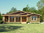 The La Linda II SCWD76Z1 or VR42764A Display Home at Elmendorf, TX