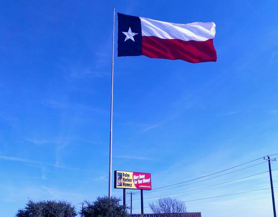 GOD BLESS TEXAS