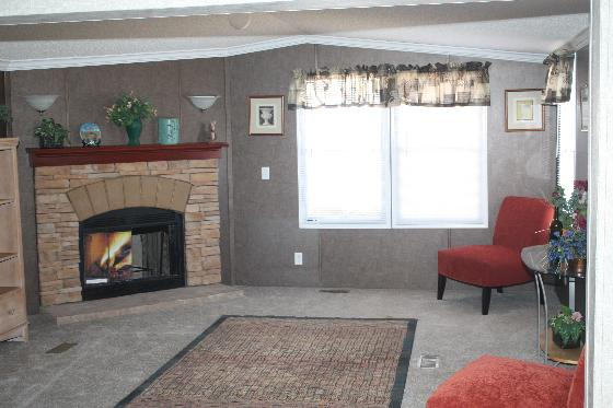 The Sonoran Flex Fireplace