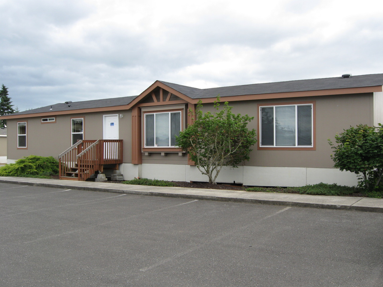 The Mountain View I 4g28683b Manufactured Home Floor Plan