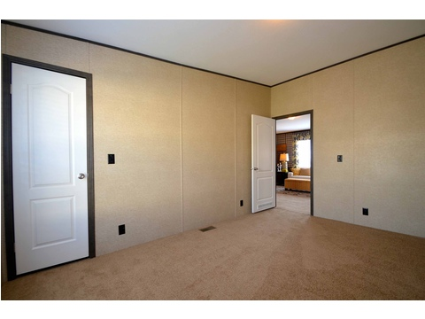 Large second and third bedrooms - The Benbrook KHT464F2 by Palm Harbor Homes