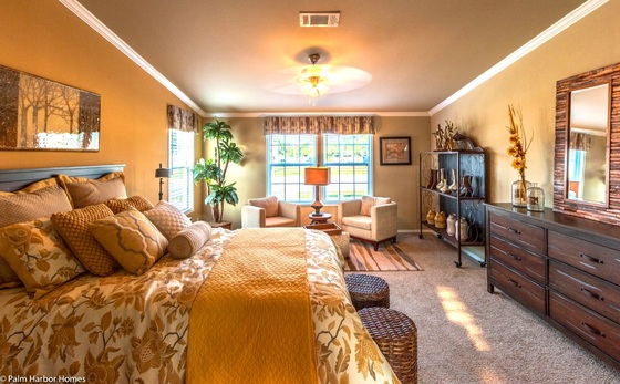 bonanza master bedroom suite
