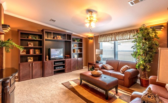 pecan valley family room