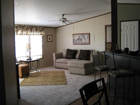 Fleetwood Living Area 2