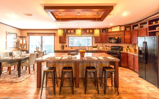 home run entry kitchen
