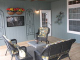 Several of Our Homes can have built in patios!