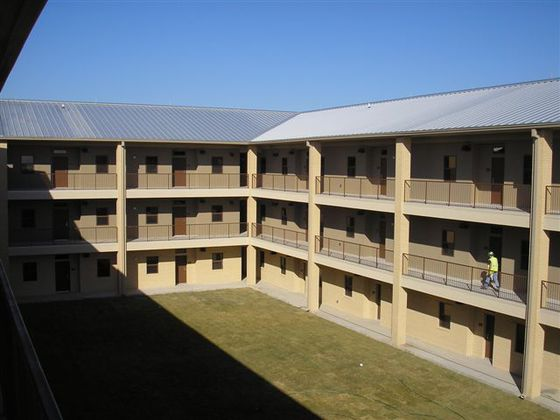 Military Barracks