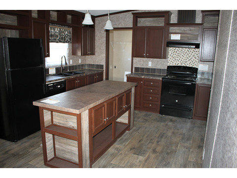 Kitchen - The Action Jackson MLP48A4 or 28483J by Palm Harbor Homes