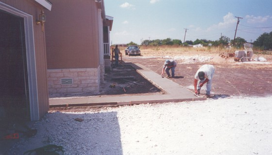Step By Step Sidewalks