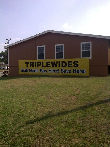 TRIPLEWIDES - BUILT HERE