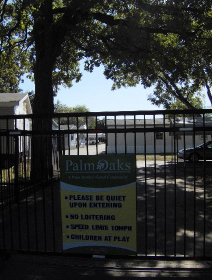 Palm Oaks Community
