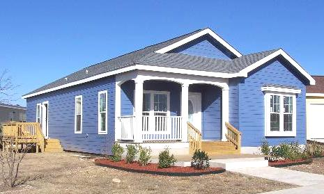 brazos porch model home