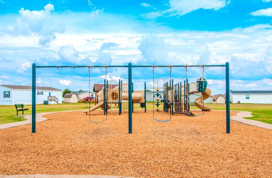 playgrounds with park rentals