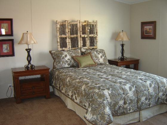 Master Bedroom with Plenty of Room