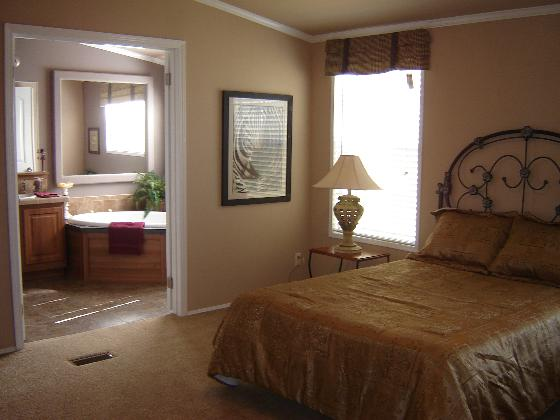 Picture Yourself in this Grand Master Suite!