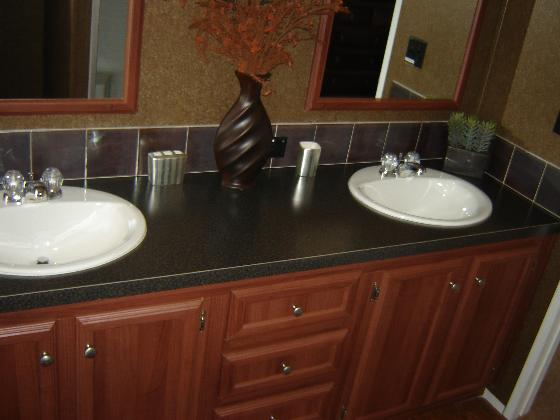 Gorgeous Double Vanity
