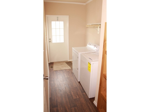 Large utility room with freezer space - The San Jacinto CSP352A3 by Palm Harbor Homes