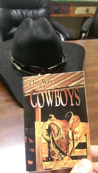 Cowboy Bible - Good stuff