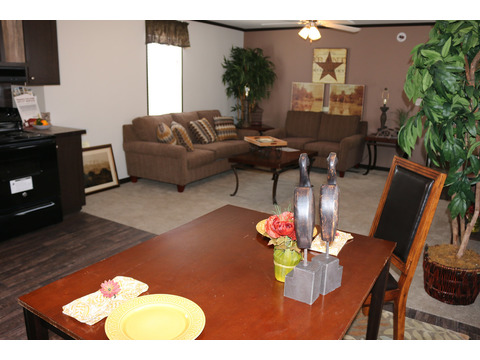 Dining area kitchen and living room are all integrated together as one making entertaining easy!