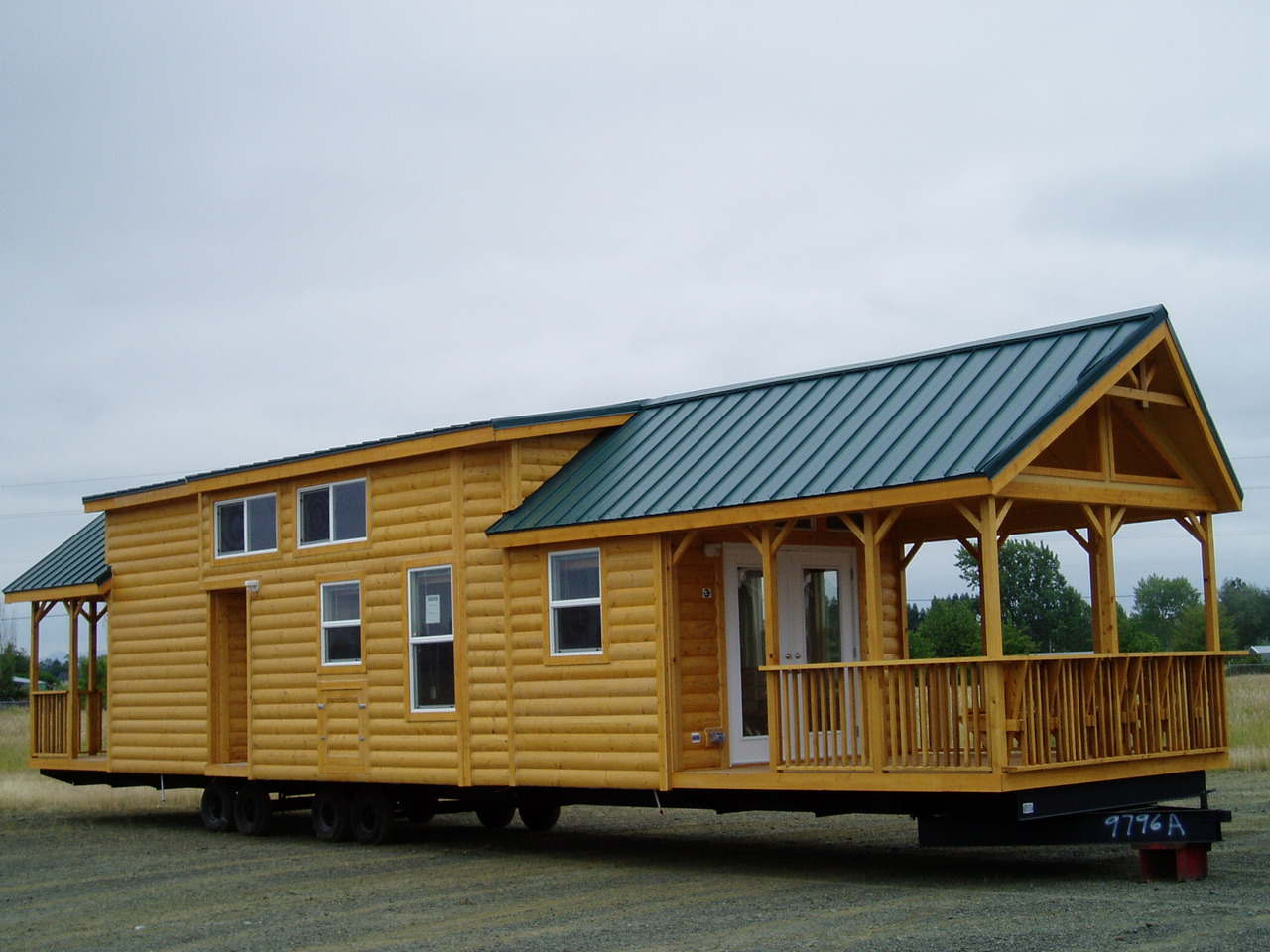 The cascade lodge lg12341a manufactured home floor plan or for Cascade house