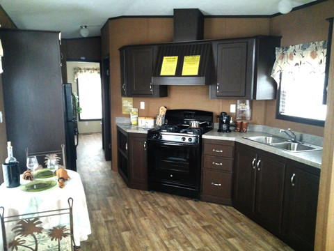 Efficient kitchen - Model 12351F