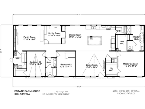 >Lifestyle Estate Farmhouse - 340LS30764A