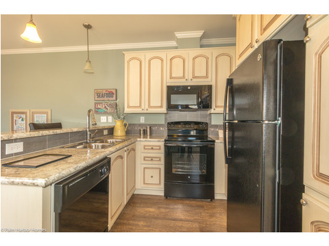 "You will love the ""big"" kitchen in More of the living area in the Waverly LS15471A -1 Bedroom, 1 Bath, 555 Sq. Ft."