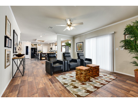 Bonus Media Room - The Somerset III - 4 Bedroom, 3 Bath - 2356 sq. ft.