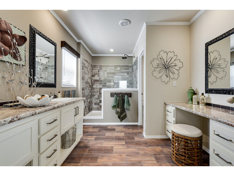 Master Bathroom - The Somerset III - 4 Bedroom, 3 Bath - 2356 sq. ft.