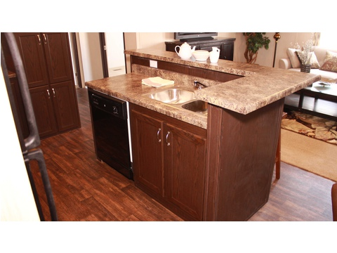 Kitchen island - Model 24523D