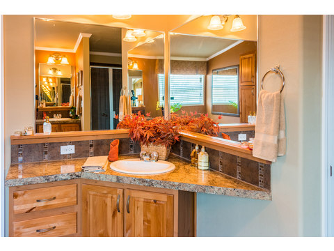 The Bonanza manufactured home by Palm Harbor Homes - 3 Bedrooms, 2 Baths, 1,984 Sq. Ft.  - double wide home
