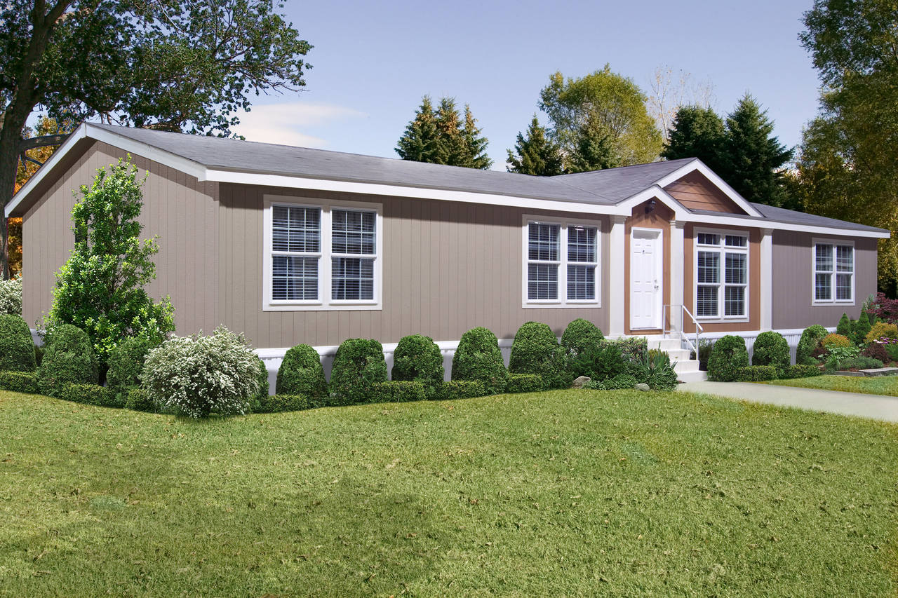 Palm Harbor Floor Plans The Bonanza Vr32643a Manufactured Home Floor Plan Or